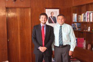 Alcalde subsecretario de transportes