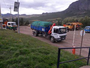 Camión Municipal